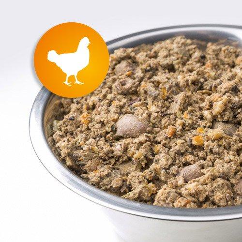 AktivDog – Das natürliche Schweizer Hundefutter in der Sorte Geflügel