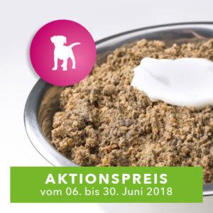 AktivDog – Das natürliche Schweizer Hundefutter in der Sorte Welpenstarter zum Aktionspreis